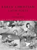 Early Christian Latin Poets