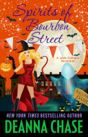 Spirits of Bourbon Street - A Short Story (Jade Calhoun Series, Book 6.5)