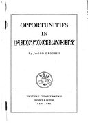 Opportunities in Photography