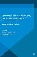 Performances of Capitalism, Crises and Resistance Pdf/ePub eBook