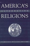 America's Alternative Religions
