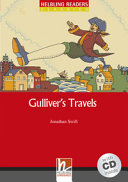 Gulliver's Travels - Book and Audio CD Pack - Level 3