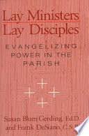 Lay Ministers Lay Disciples