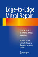 Edge-to-Edge Mitral Repair