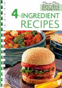 4 Ingredient Cookbook