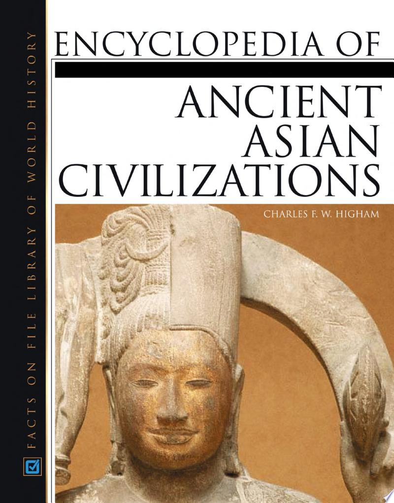 Encyclopedia of Ancient Asian Civilizations banner backdrop