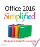 Office 2016 Simplified