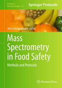 Mass Spectrometry in Food Safety Book
