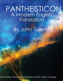 Pantheisticon: A Modern English Translation