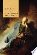 Jeremiah among the Prophets Book