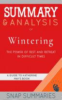 Summary & Analysis of Wintering