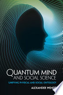 Quantum Mind and Social Science Book