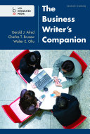 The Business Writer S Companion