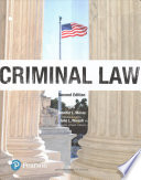 Criminal Law (Justice Series) , Student Value Edition