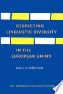 Respecting Linguistic Diversity In The European Union