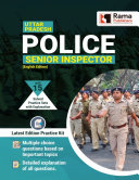 UP Police SI 15 Practice Sets and Solved Papers Book for 2021 Exam with Latest Pattern and Detailed Explanation by Rama Publishers Pdf/ePub eBook