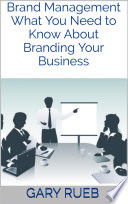 Brand Management Book