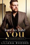 Love to Hate You [Pdf/ePub] eBook