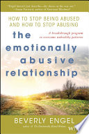 The Emotionally Abusive Relationship Book