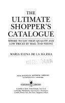 The Ultimate Shopper's Catalogue