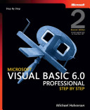 Microsoft Visual Basic 6 0 Professional Step By Step