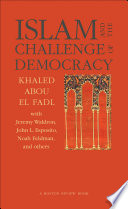 Islam and the Challenge of Democracy Book PDF