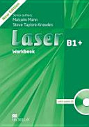 Laser B1+ Workbook Without Key and CD Pack