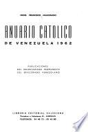 Anuario católico de Venezuela