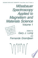 M  ssbauer Spectroscopy Applied to Magnetism and Materials Science