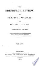 the edinburgh review  or critical journal  for oct 1836   jan 1837