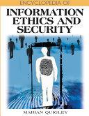 Encyclopedia of Information Ethics and Security Pdf/ePub eBook