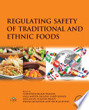 Regulating Safety of Traditional and Ethnic Foods Book