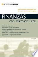 Finanzas con Microsoft Excel