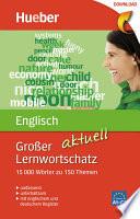 Gro Er Lernwortschatz Englisch Aktuell
