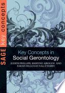 Key Concepts in Social Gerontology Book