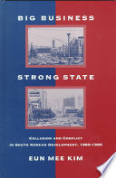 Big Business Strong State