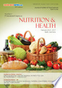 Proceedings of 9th International Congress on Nutrition   Health 2017