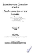 Scandinavian-Canadian Studies