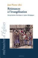 Pdf Résistances à l'évangélisation Telecharger