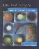 Cover of Fundamentals of International Business