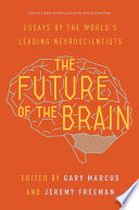 The Future of the Brain Book