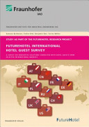 FutureHotel International Hotel Guest Survey