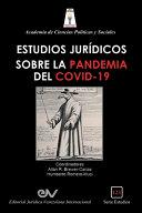 Aspectos Jurídicos de la Pandemia Del Covid-10 Y El Decreto de Estado de Alarma en Venezuela