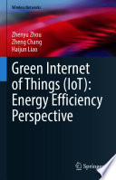 Green Internet of Things (IoT): Energy Efficiency Perspective