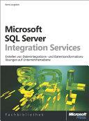 Microsoft SQL Server Integration Services: Erstellen von ...