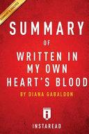 Summary of Written in My Own Heart s Blood