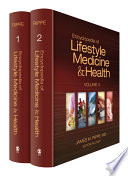 Encyclopedia of Lifestyle Medicine and Health Book