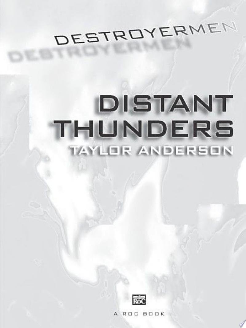 Distant Thunders banner backdrop
