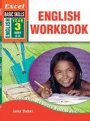 English Workbook  Year 3