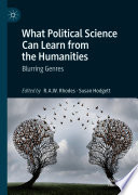 What Political Science Can Learn from the Humanities